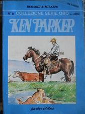 KEN PARKER Raccolta Collezione Oro n°8 ed. Parker   [G334]
