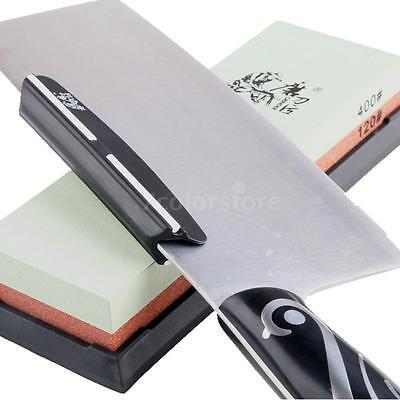 Sharpening Sharpener Stone Grinder Knife Angle Guide Rail Kitchen Utensils CS