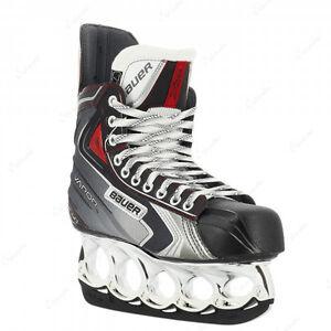 BAUER-Vapor-X-60-Eishockey-Schlittschuhe-t-blade-Kufensystem-Gr-45-tblade