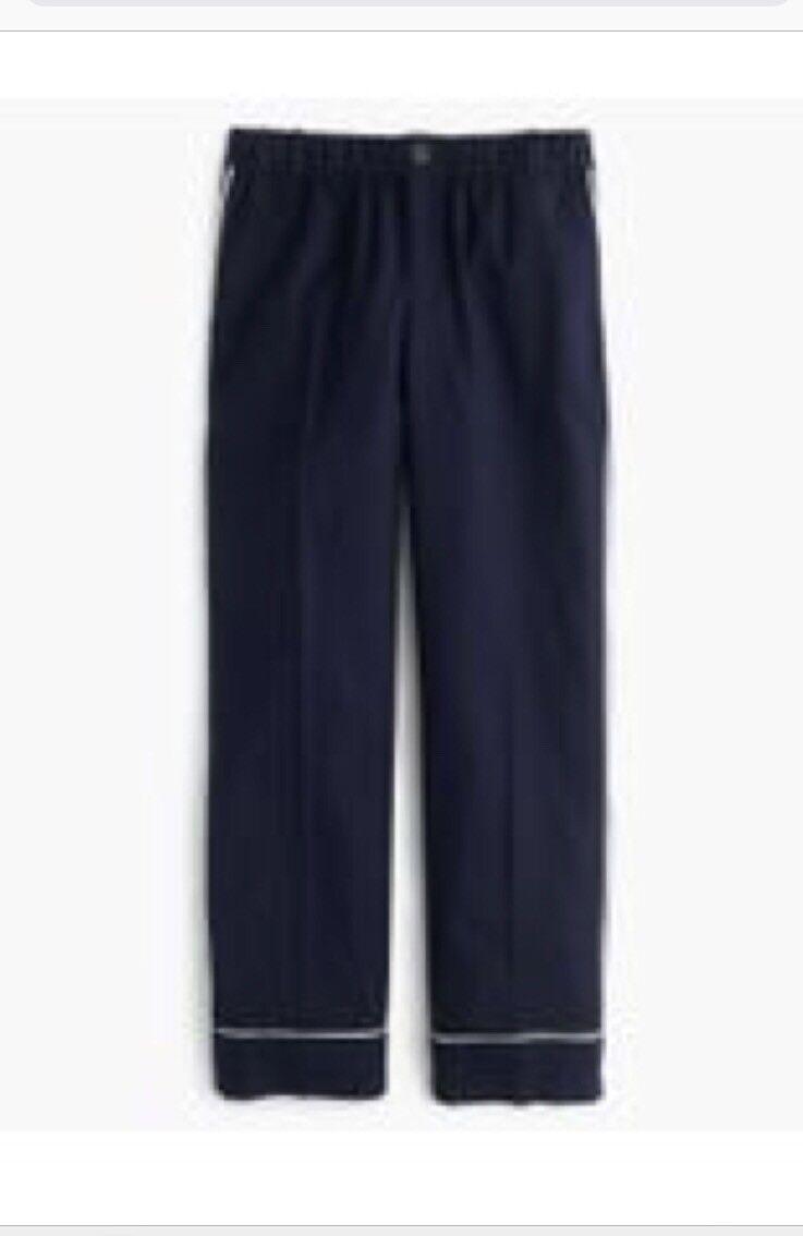 J Crew Pj Party Pants In Navy Size 6T