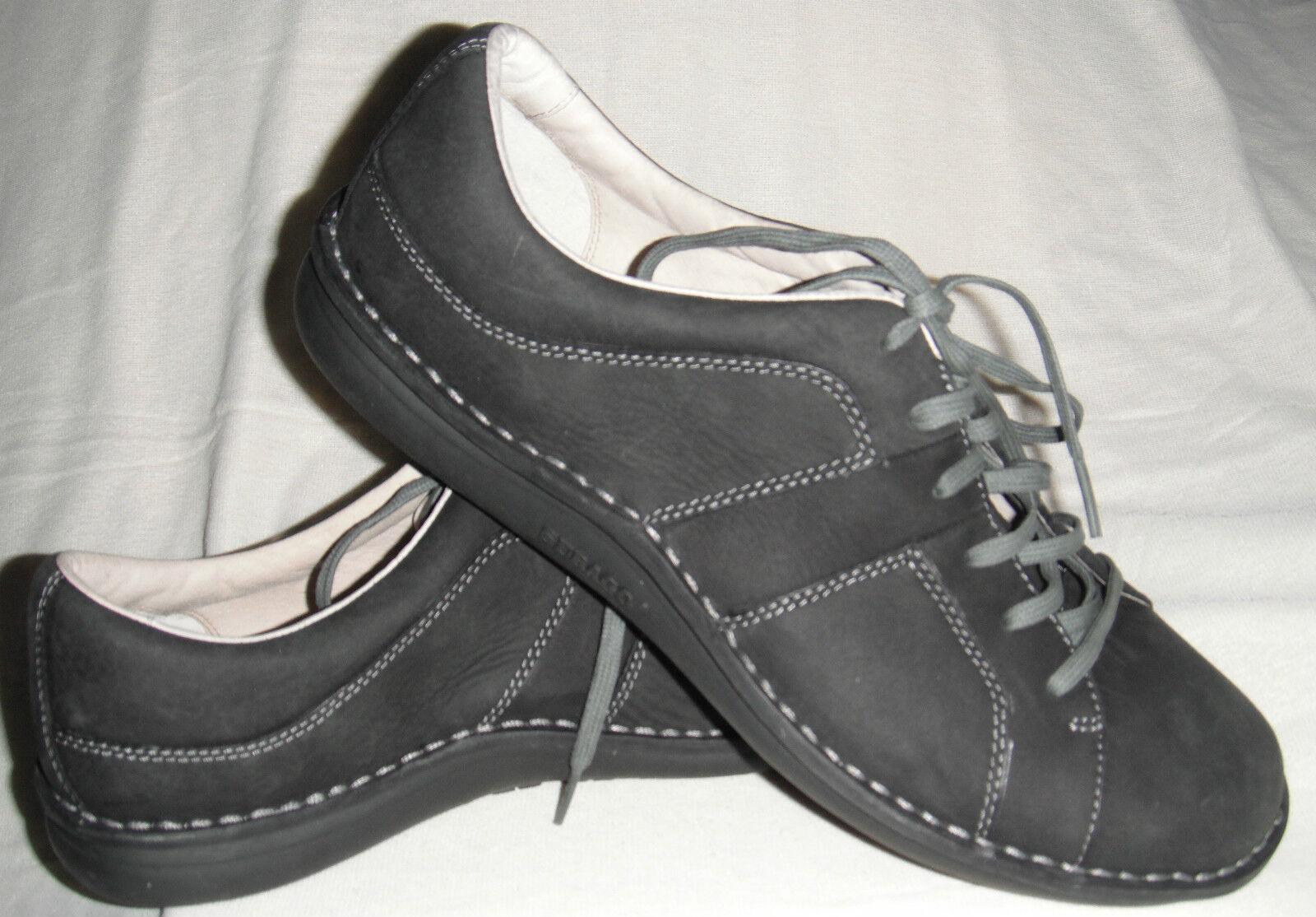 Scarpe casual da uomo Sebago uomos Lace To Toe Oxfords Nubuk Shoes sz 8M 0