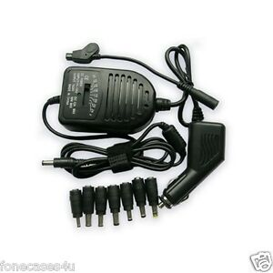 70W-FUJI-Laptop-Notebook-Computer-in-Car-Charger-DC-Power-Adaptor-12V-24V