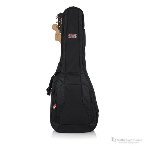 Gator 4G Series Double Guitar Bag for Acoustic and Electric Guitars