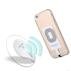 qi wireless charger charging pad receiver kit for apple. Black Bedroom Furniture Sets. Home Design Ideas