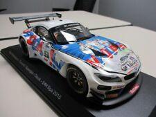 Original BMW Z4 GT3 Roal Motorsport Modellauto Miniatur 1:18 Michel Vaillant