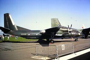 2-276-2-Antonov-An-26-German-Air-Force-52-06-Kodachrome-SLIDE