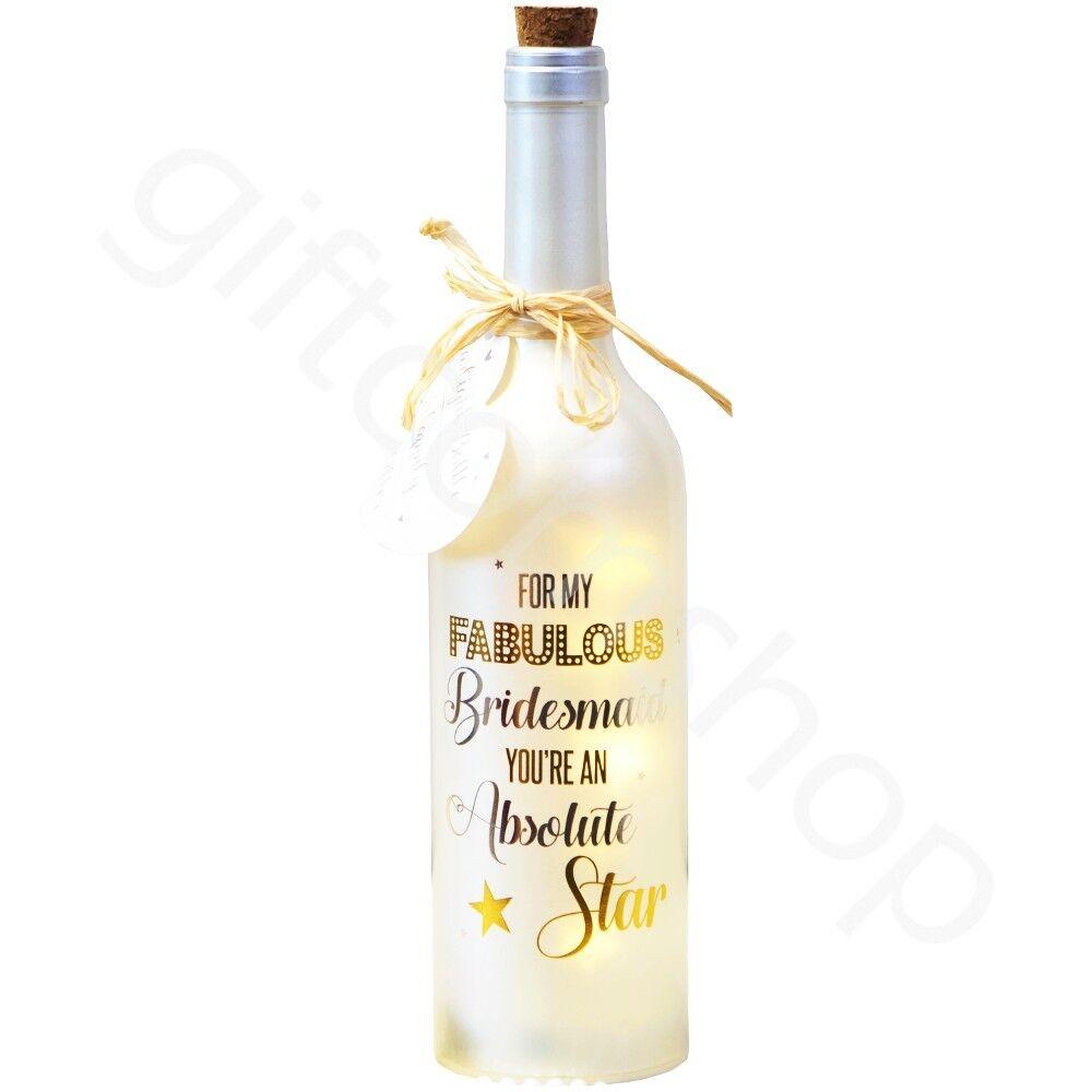 Bridesmaid - Starlight Bottle