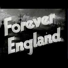 FOREVER ENGLAND, 1935, John Mills, C. S. Forester Naval drama: DVD-R Region 2  ^