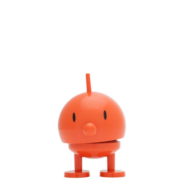 Hoptimist Baby Bumble Figur orange ø 5 cm, h 7 cm
