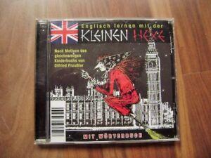 Englisch-lernen-mit-034-Der-kleinen-Hexe-034-Liederhoerspiel-mit-Woerterbuch