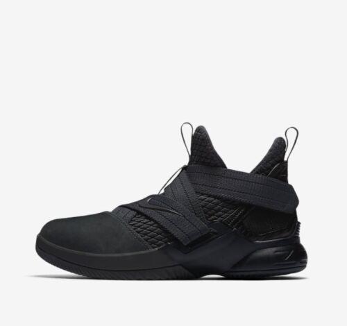 ni Negro Antracita Gs para James os Nike o Lebron Xii Tama Ao2910 12 Triple 002 Soldier 6CpwqCg