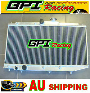 Aluminum-Radiator-For-Toyota-Corolla-AE90-AE92-AE94-Sedan-Seca-89-94-Auto-Manual