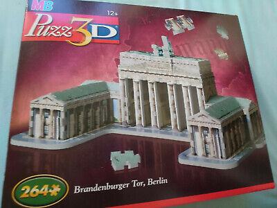 Diszipliniert 3d Puzzle Vom Berliner Brandenburger Tor - Mb Spiele