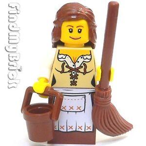 M767-Lego-Castle-Custom-Princess-Cinderella-Custom-Minifigure-NEW