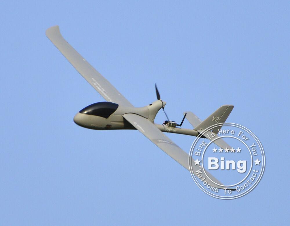 Volantex  2M EPO FPV Raptor V2 Glider RC PNP Plane W  ESC Servo Motor W O Battery  prezzi eccellenti