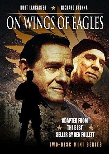 Nuevo: en Alas De Águilas-DVD, Burt Lancaster
