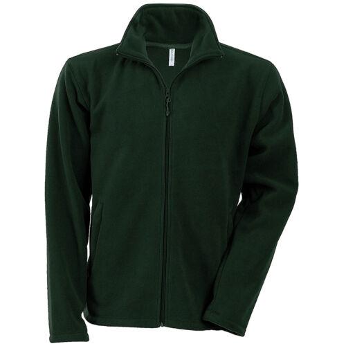 Mens Kariban Falco Full Zip Warm Micro Fleece Top