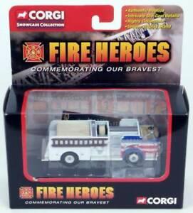 FIRE-HEROES-1960-ALF-Series-Pumper-Stars-amp-Stripes-Vero-Beach-CORGI-CS90063