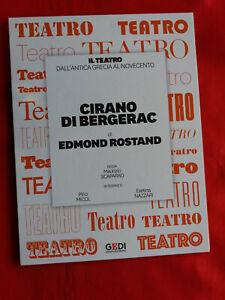 film-in-DVD-CIRANO-DI-BERGERAC-IL-TEATRO-dall-antica-grecia-al-novecento