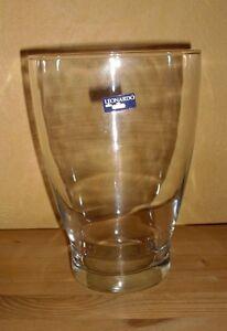 Leonardo-1-Blumenvase-Tischvase-Deko-Glas-Klar