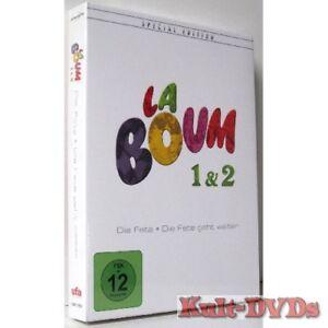 La-Boum-1-2-Die-Fete-geht-weiter-Special-Edition-3-DVD-Box-Neu-OVP