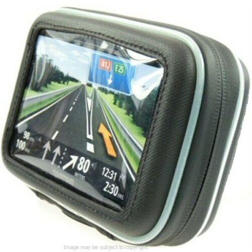 "Impermeable 5 /""pantalla GPS SatNav Yoke motocicleta Stem Tenedor Montaje Para Yzf R1 le"