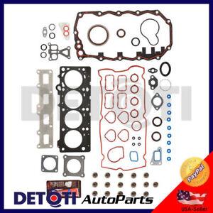 Full Head Gasket Set Kit For 03-04 Chrysler PT Cruiser 2 4L I4 DOHC