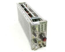 Tektronix 7b53a Dual Time Base Oscilloscope Plug In Module 100mhz