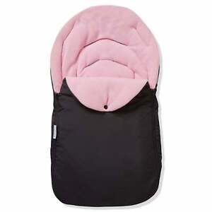 Light Pink Footmuff//Cosy Toes Compatible with Maxi COSI Dana For2