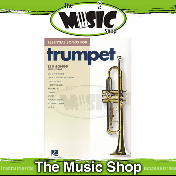 """New """"Essential Songs for Trumpet"""" Music Book - 130 Songs for Trumpet"""