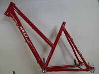 Heli-bikes Comp Alfine Disc Cross Trekking Frame Ladies 17 19 11/16in Bright Red