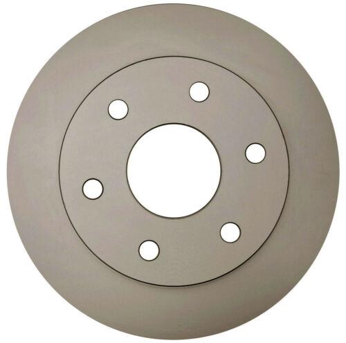 Disc Brake Rotor Front ACDelco Pro Brakes 18A925 Reman