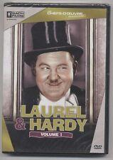 19745 // LAUREL ET HARDY VOLUME 1  3 FILMS BACH FILMS DVD NEUF