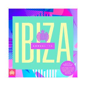 IBIZA-ANNUAL-039-14-2014-40-track-2-x-CD-album-BRAND-NEW-Calvin-Harris-DJ-Fresh
