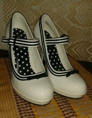Rockabilly,Vintage,Pin Up Couture,Pleaser,Schuhe,NEU | eBay
