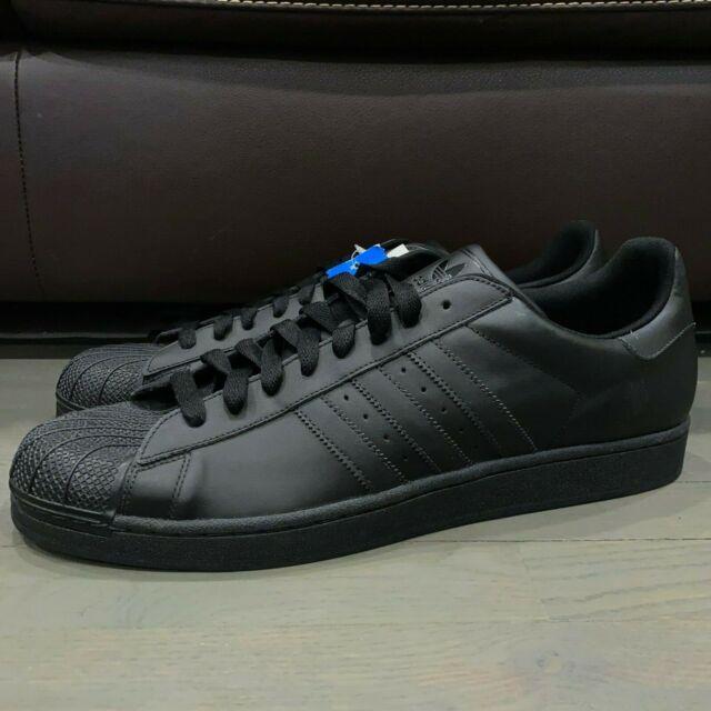 Size 8 - adidas Superstar 2 Black