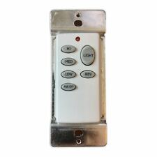CHQ8BT9051T Wall Remote Control SINGLE LIGHT Battery Powered