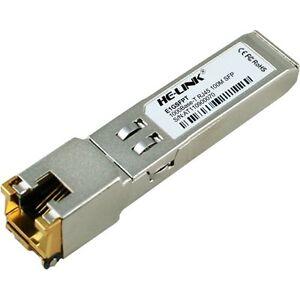 E1GSFPT-1000Base-T-Copper-RJ45-SFP-Module-Intel-Compatible