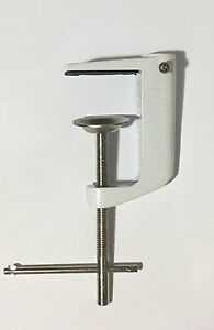 table c-clamp for gooseneck lamp hold up 2-1/2""