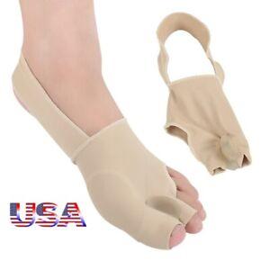 Elastic-Bunion-Corrector-Big-Foot-Bones-Toe-Separator-Hallux-Valgus-Orthopedic