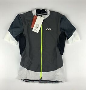 Louis-Garneau-Women-039-s-Carbon-Mesh-Jersey-Size-Small-New
