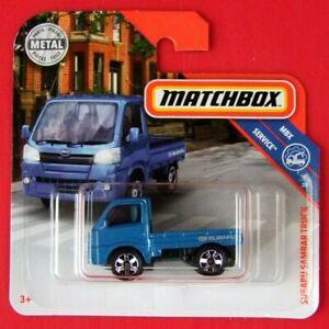 MATCHBOX-2019-SUBARU-SAMBAR-TRUCK-82-100-NEU-amp-OVP