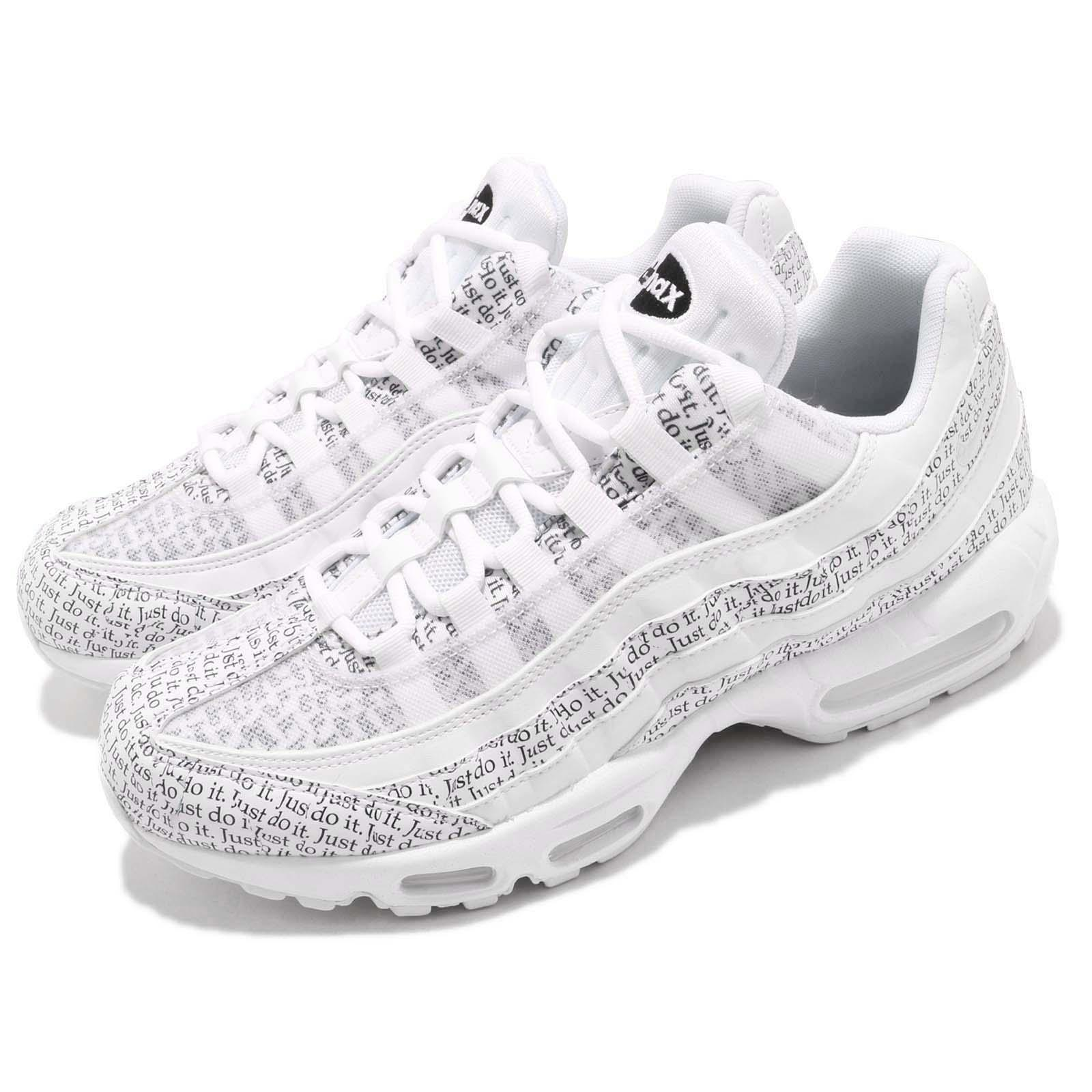 Nike Air Max 95 SE White Just Do It Pack Mens Running shoes NSW AV6246-100