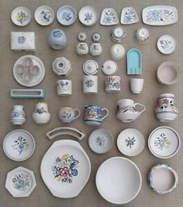 POOLE-POTTERY-SELECTION-OF-TABLE-WARE-amp-OTHER-ITEMS