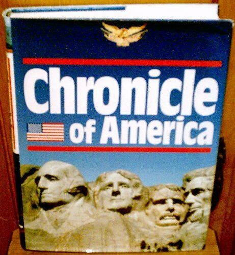 Chronicle of America By John Kirshon