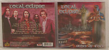 TOTAL ECLIPSE - ASHES OF EDEN CD ALBUM (e1876)