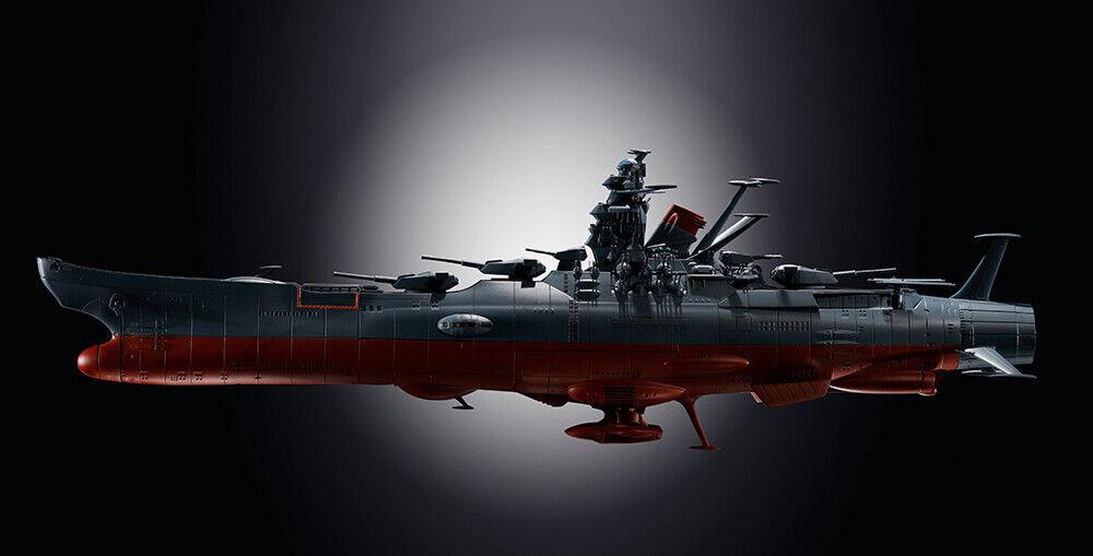 Bandai Soul Of Chogokin GX-86 Space Battleship Yamato 2202 Nuevo