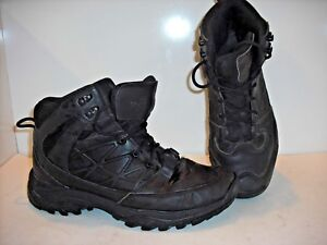 1c85e17f6 The North Face Mens Size 8.5 Storm Mid WP Hiking Boots Black ...