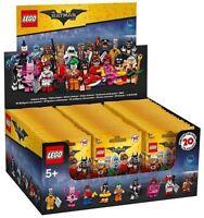 LEGO® 71017*MINIFIGUREN*BATMAN SERIE*KOMPLETTES DISPLAY mit 60 TÜTEN*OVP