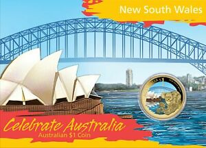 Australia-1-Dollar-2009-Celebrate-Australia-New-South-Wales